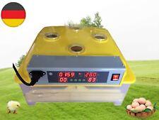 Inkubator Flächenbrüter Brutapparat Inkubator Geflügel Brutmaschine 48 Eier Neu
