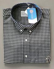 Vanderbilt University Mens Dress Shirt Size LARGE Licensed Collegiate