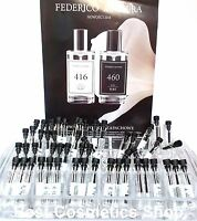 X 10 Samples FM Group Womens  Perfumes New Line PURE Wedding Party Bags