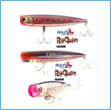 Artificiel MARIA Popqueen F105 105mm 28g Flottant B02D Spinning Popping Leccia