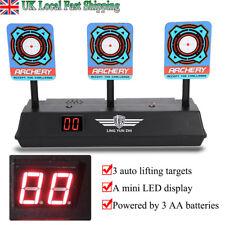 Electric Score Bullet Target Toy Fr NERF N-Strike Elite Blasters Kids Toy Gun UK