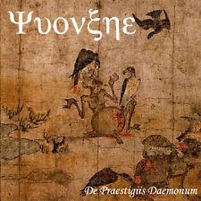 Yvonxhe - De Praestigiis Daemonum ++ CD ++ NEU !!