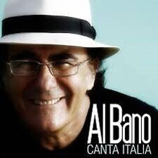 ALBANO-CANTA ITALIA-CD