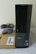 Dell OptiPlex 790 SFF Core i7 -2600 @ 3.40GHz 8GB RAM 1000GB HDD Windows 7 Pro