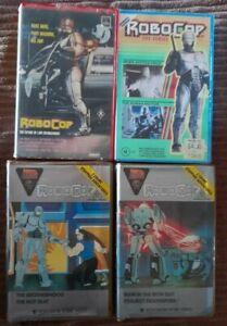 Robocop VHS lot videos