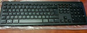 New REAL-DEAL Dell  * German * km632 wireless Mouse/Keyboard/Dongle bundle K5R68