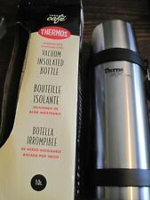 THERMO CAFE BY THERMOS Stainless Steel Vacuum-Portable Insulated Travel Bottle