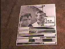 IN COLD BLOOD LOBBY CARD SET TRUMAN CAPOTE ROBERT BLAKE