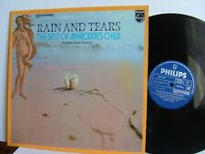 Aphrodite's Child - Rain And Tears - The Best Of  6483 025 UK LP  Philips