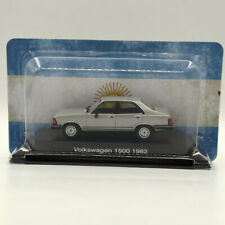 IXO 1:43 Volkswagen 1500 1982 Argentina Diecast Models Limited