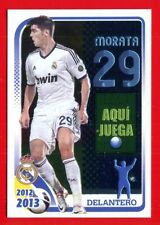 REAL MADRID 2012-2013 Panini - Figurina-Sticker n. 165 - MORATA -New