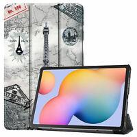 Cover für Samsung Galaxy Tab S6 Lite SM-P610 P615 Case Schutz Hülle Stand Tasche