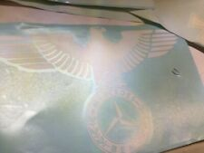 Etiqueta engomada de la ventana de coche VW Eagle - - Escarabajo Volkswagen GTI Golf V Dub Polo Calcomanía Signo