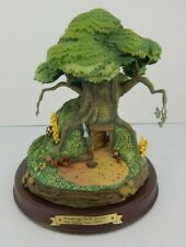 WDCC Enchanted Places Winnie The Pooh & The Honey Tree Pooh Bear's House 163