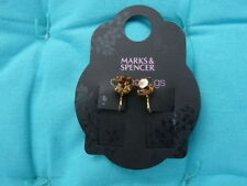 Marks and Spencer Amber Costume Jewellery