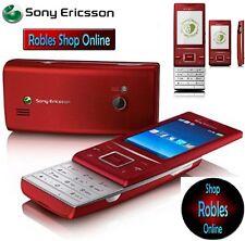 Sony Ericsson Hazel J20i Rot (Ohne Simlock) 3G WLAN GPS 5MP MP3 VideoCall TOP