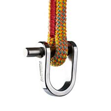 Sherrill Notch V3 Quickie Stainless Steel Connector - Arborist Climbing Rigging