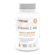 Vitamin C 180 Kapseln hochdosiert & natürlich aus Acerola Amla Hagebutte Camu