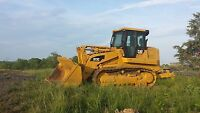 2005 CATERPILLAR 973 C WH CRAWLER TRACK LOADER *