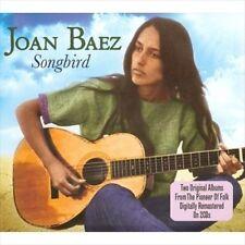 JOAN BAEZ - SONGBIRD NEW CD
