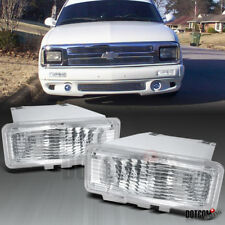 1994-1997 Chevy S10 Pickup / Blazer Bumper Lamps Lights