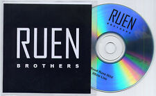 RUEN BROTHERS Blood Runs Wild 2013 UK 2-trk promo test CD