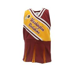 Washington Redskins Official NFL Infant & Toddler Size Cheerleader-Style Outfit