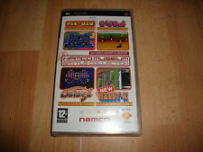 Psp Region Namco Museum Battle Collection