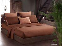 EMBROIDERED NEW TEXAS STAR WESTERN PLAINS DESIGN SUPER SOFT BED SHEETS SHEET SET