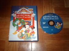 dvd walt disney...FETEZ NOEL...avec mickey et ses amis