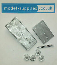 Britains Lilliput Truck Trailers Reproduction White Metal Kit