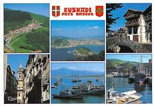 B49865 Basque Country boats bateaux multiviews  france