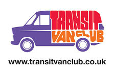 The Ford Transit Van Club.