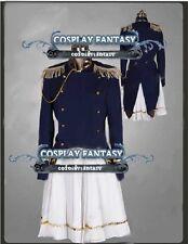 Axis Powers Hetalia APH Japanese Military Cosplay female Costume Uniform