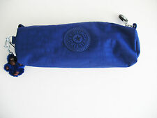 Kipling Freedom Pen Case Cosmetic Bag Flash Blue AC2397 - NWT