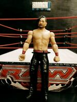 WWE SHINSUKE NAKAMURA BASIC SERIES NXT MATTEL WRESTLING ACTION FIGURE WWF