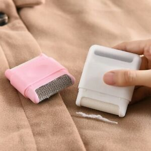 Mini Clothes Lint Remover Portable Hair Ball Trimmer Fuzz Pellet Cleaning Tool