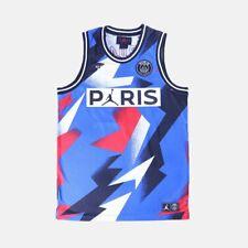 New listing JORDAN 23 PARIS SAINT-GERMAIN BASKETBALL JERSEY - S - HYPER COBALT - NEW/DS PSG