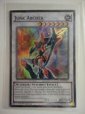 JUNK ARCHER LC5D-EN037 SUPER RARE 1.EDITION