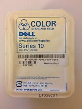 GENUINE AUTHENTIC DELL SERIES 10 UN398 COLOUR INK CARTRIDGE