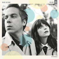 She & Him - Volume 3 [New Vinyl] 180 Gram, Digital Download