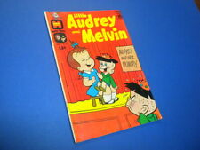 LITTLE AUDREY AND MELVIN #38 Harvey Comic 1969 tv cartoons