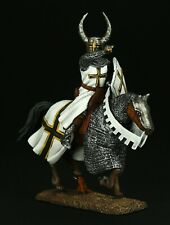 Tin soldier, Collectible, Knight of the Teutonic Order, 54 mm, Medieval