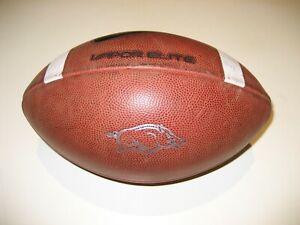 Arkansas Razorbacks GAME USED Nike Vapor Elite Football - University - GO HOGS!!