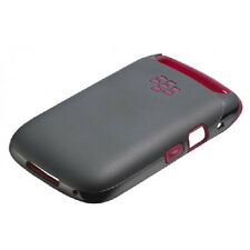Genuine Blackberry Curve (9320/9310/9220) – Premium Shell – Purple and Black