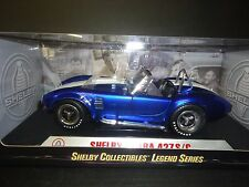 Shelby Collectibles Shelby Cobra 427 S/C 1965 Blue 1/18