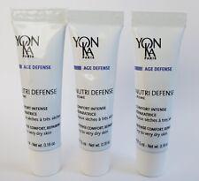 Yonka Nutri Defense 3 Samples  0.18oz/5ml each NEW SEALED TUBES