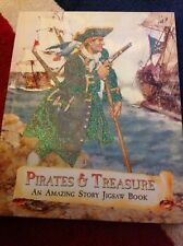 Pirates And Treasure Jigsaw Puzzles Story Book