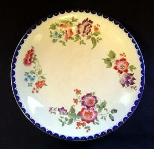 Rare Antique c.1910-35 Henry Alcock Decorative Plate 24cm   FREE Delivery UK*