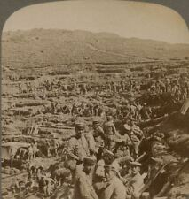 The Giapponese Hillside Trenches - Siege Of Port Arthur - Russo Guerra